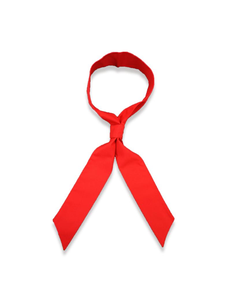 領巾 紅 SF-B0