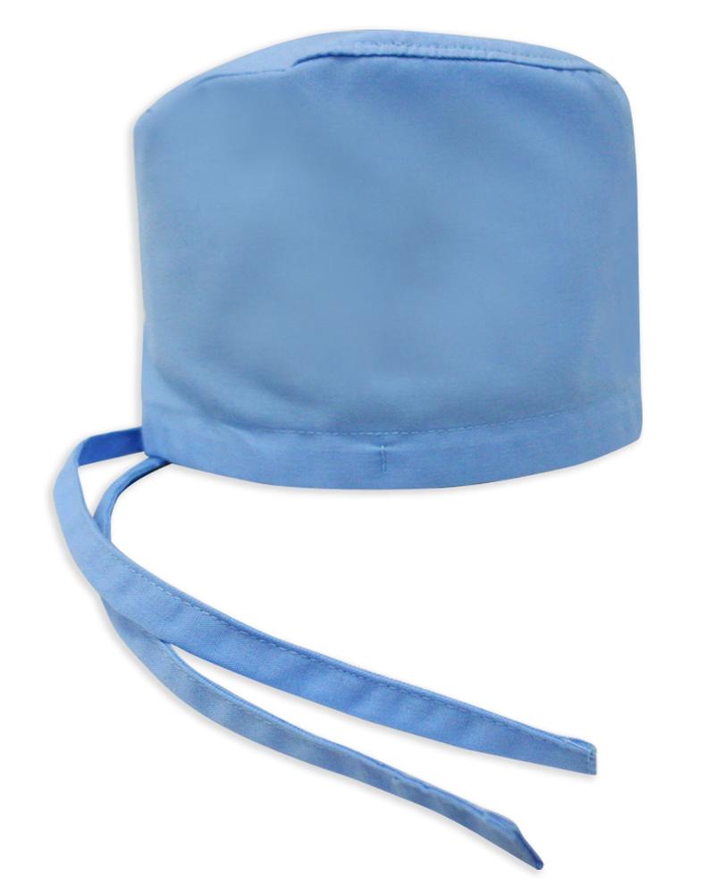 手術帽 訂製 水藍色