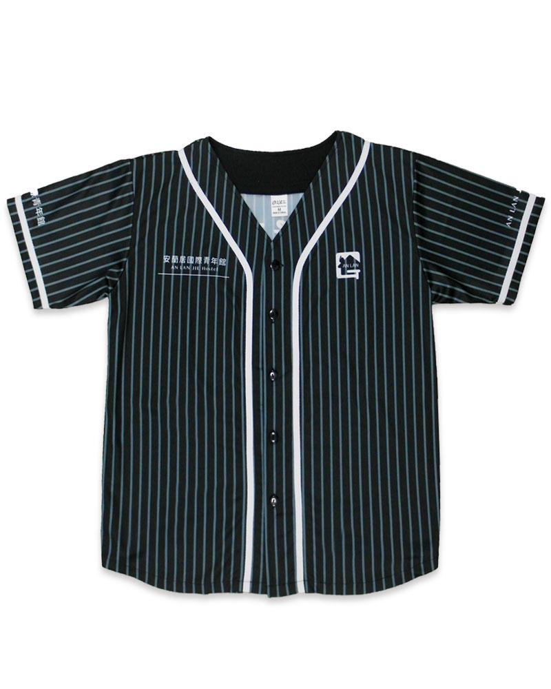 棒球服滿版昇華 訂製