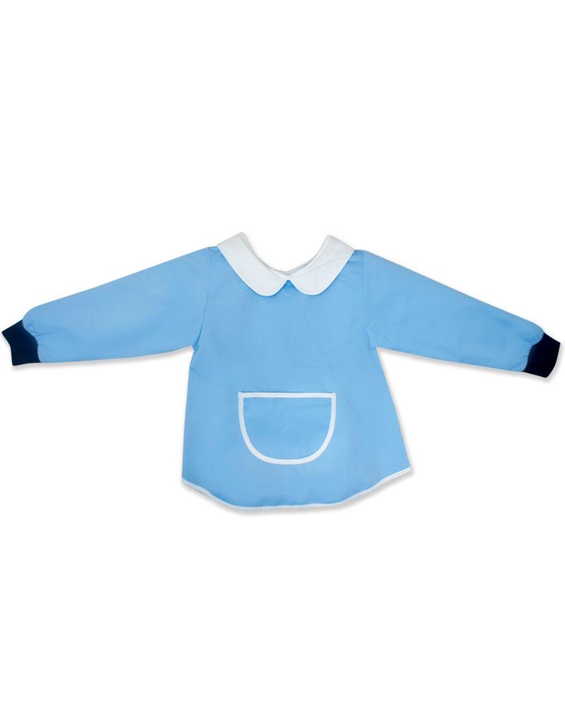 幼兒園 圍兜 長袖