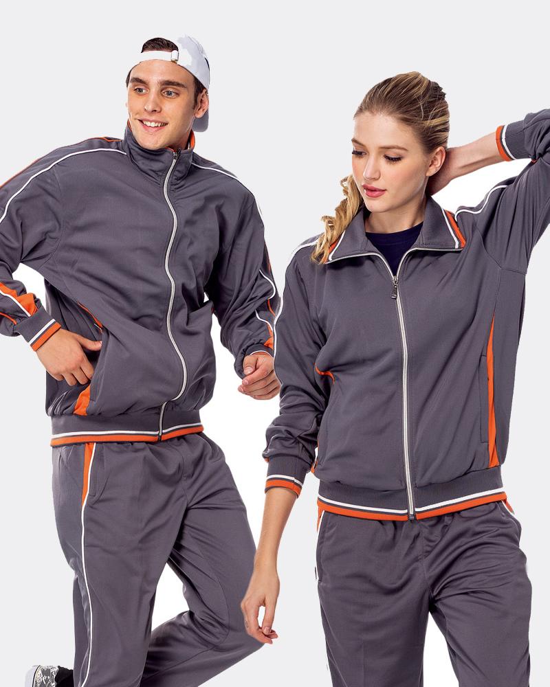 針織運動外套 訂製款