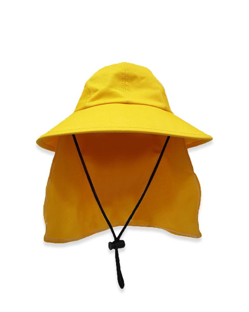 賞鳥帽 訂製 細綿斜