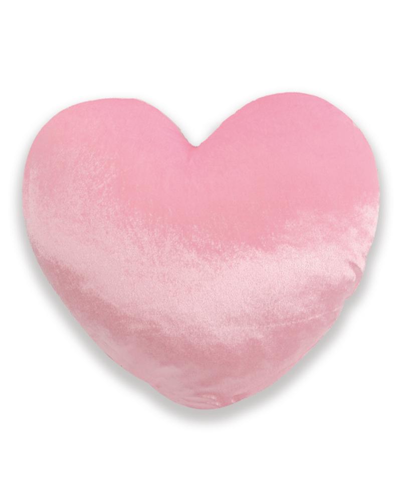 愛心抱枕 粉紅 PI