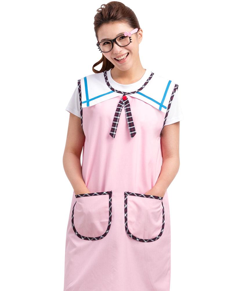 幼兒園老師圍裙 大人
