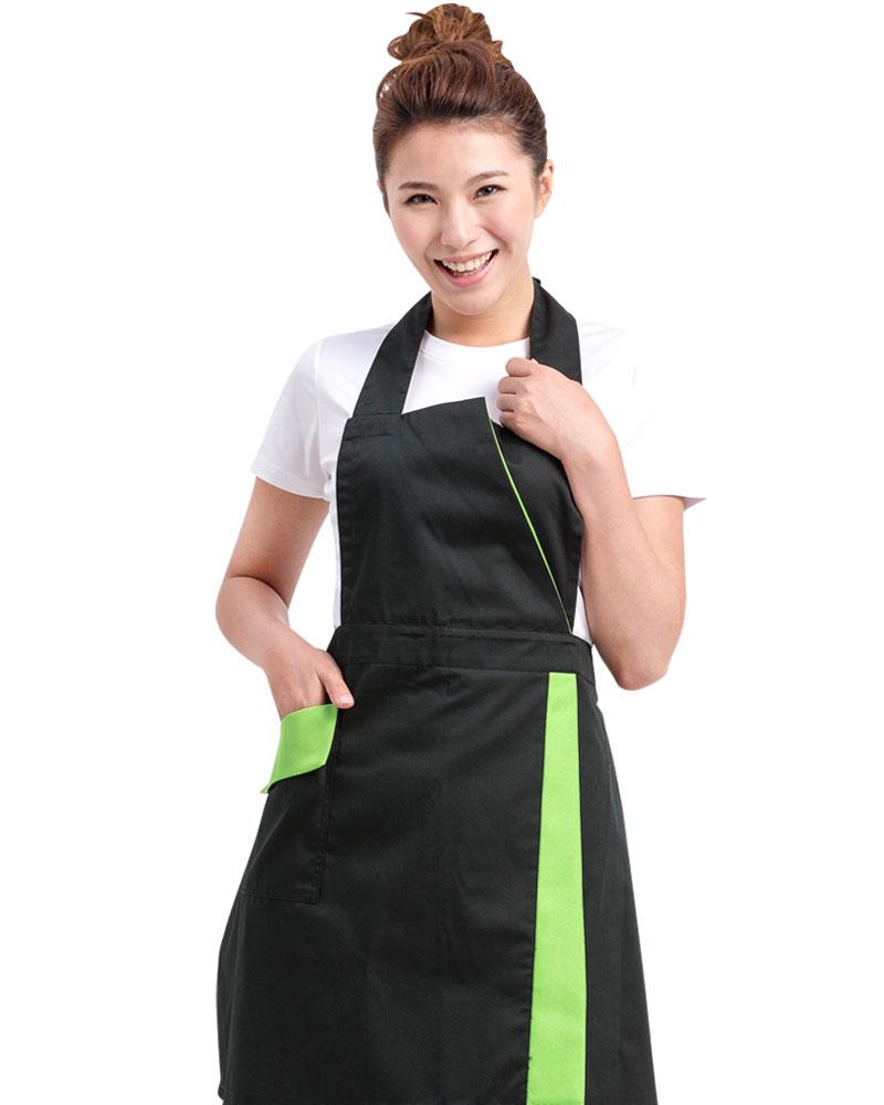 飲料店 井式圍裙訂製