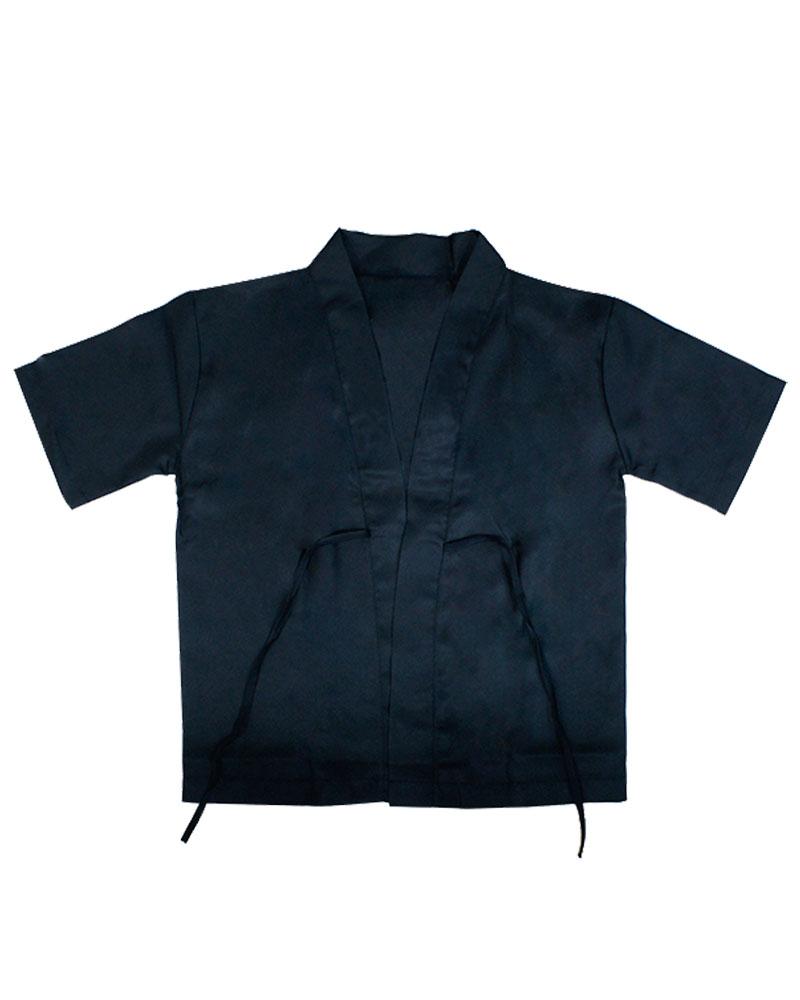日式和服 黑 正綁帶