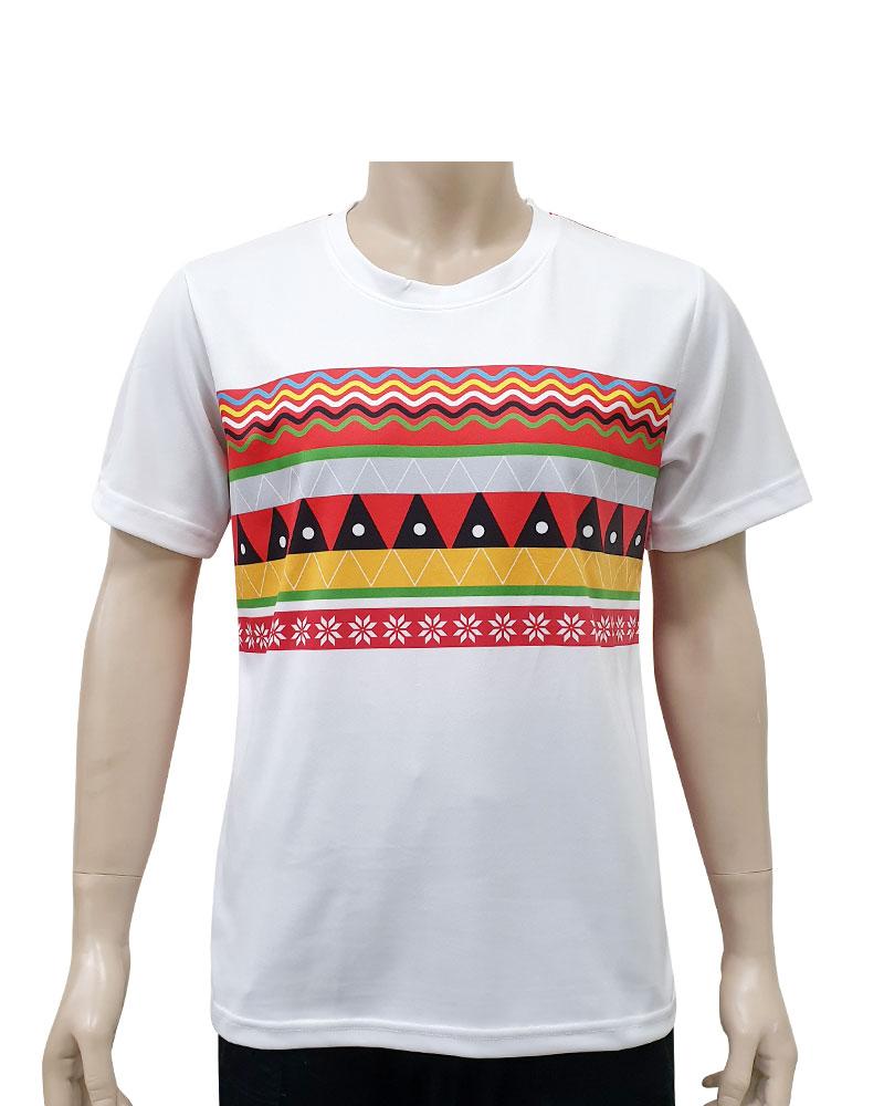 T恤昇華 阿美族圖騰