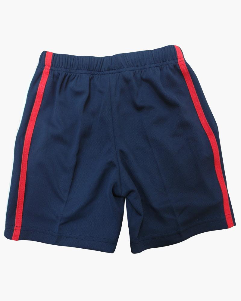 排汗短褲訂製/側邊雙
