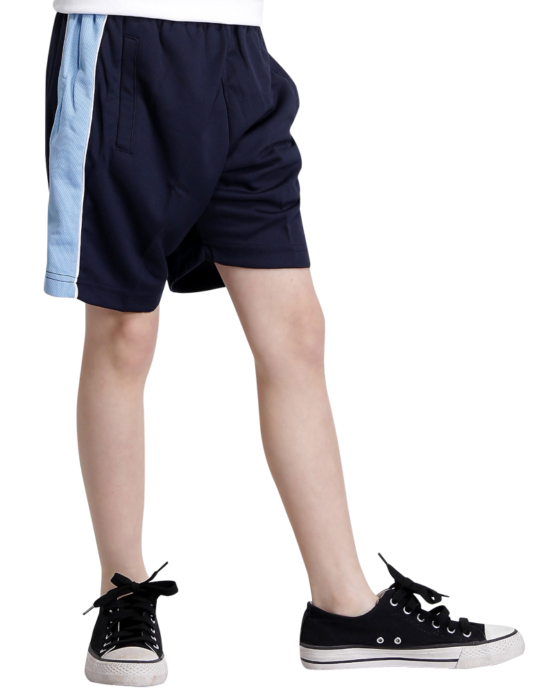 排汗短褲訂製/側邊夾