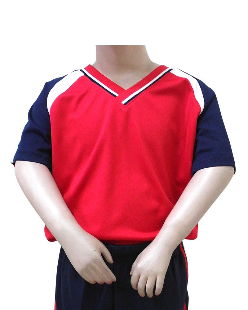 T恤訂製幼兒園T/紅