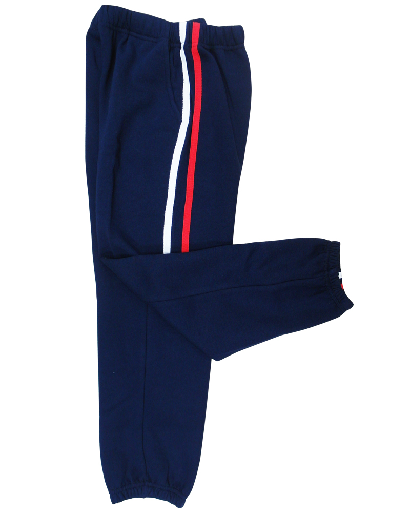 排汗長褲訂製/側邊雙
