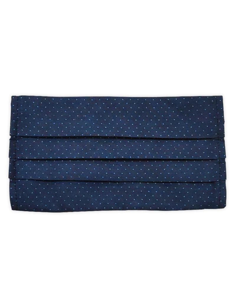 防塵口罩套-青點點