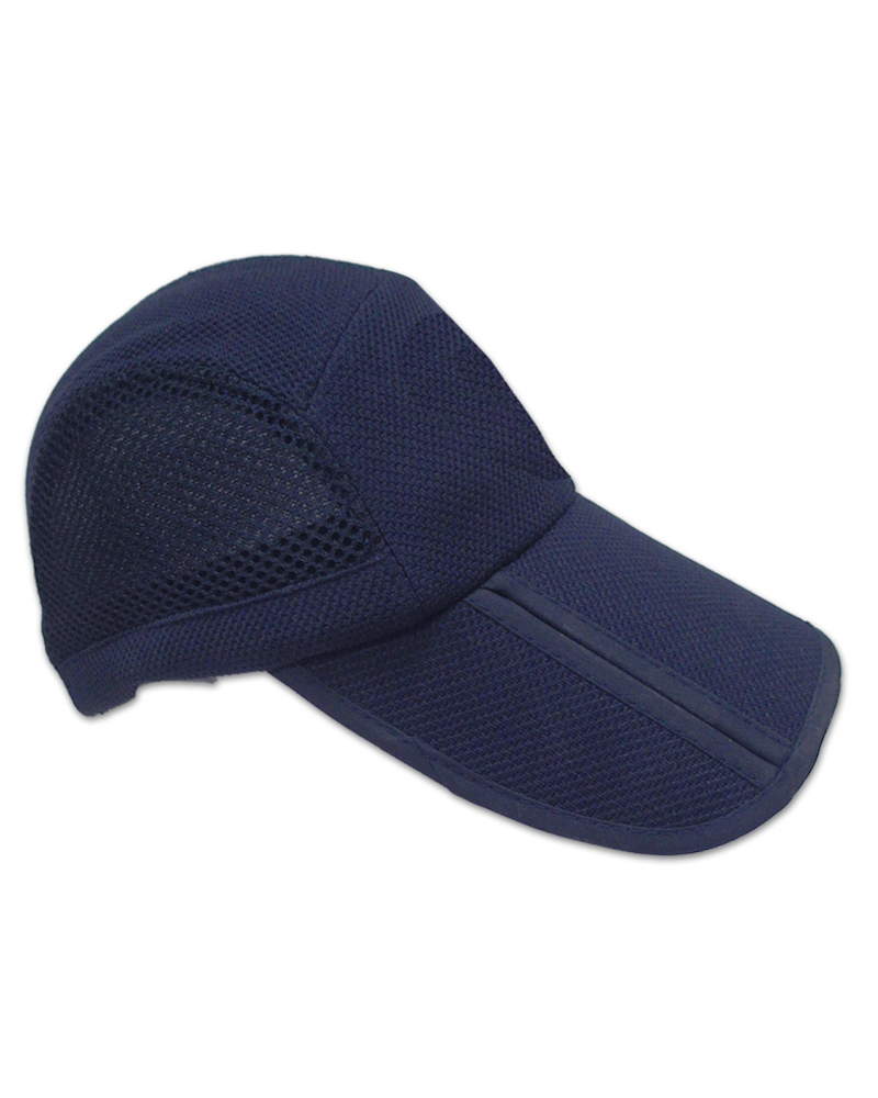 交織網帽三折帽訂製款