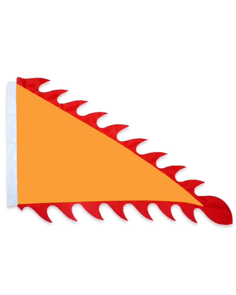 三角火焰旗BA-D0
