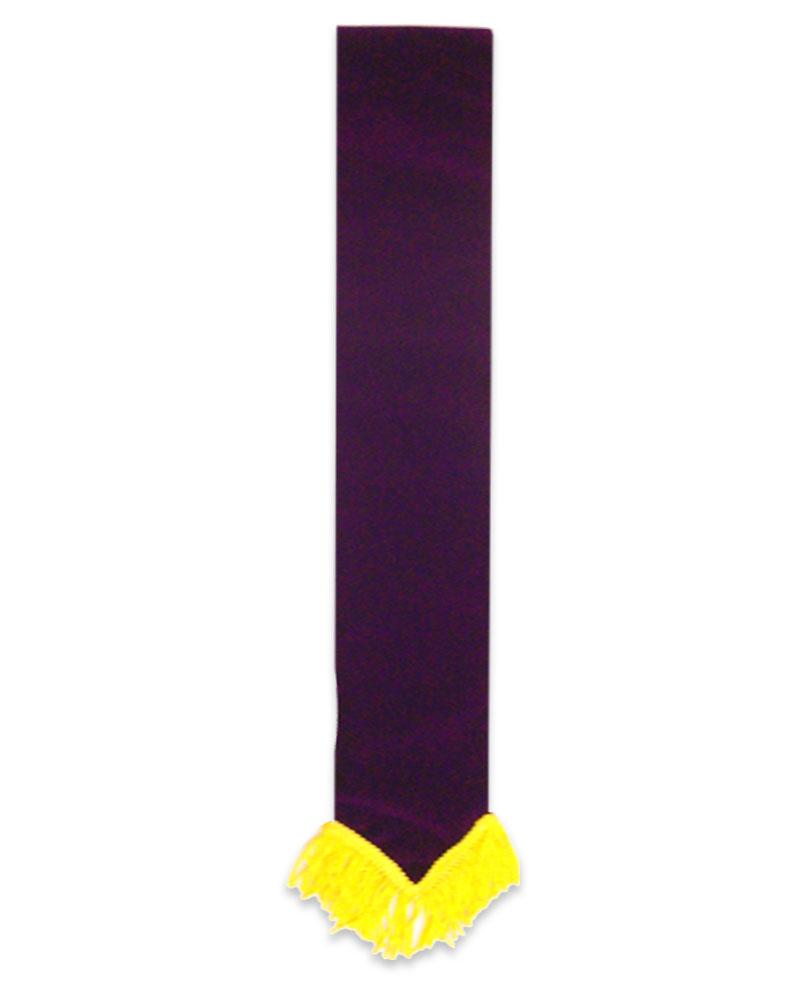 絨布彩帶素面-紫色