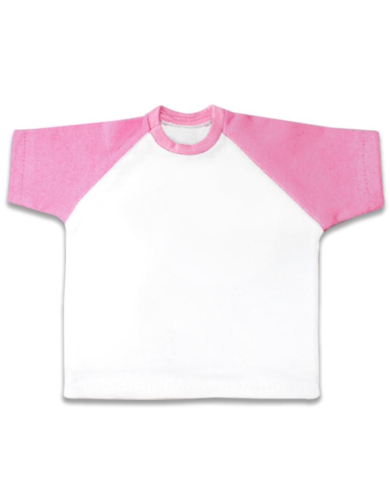 小T吊飾 粉紅SMT