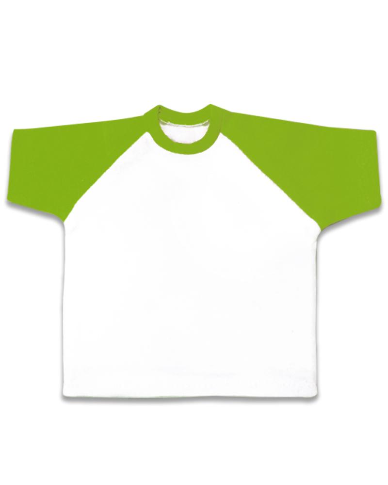 小T吊飾 螢光綠SM