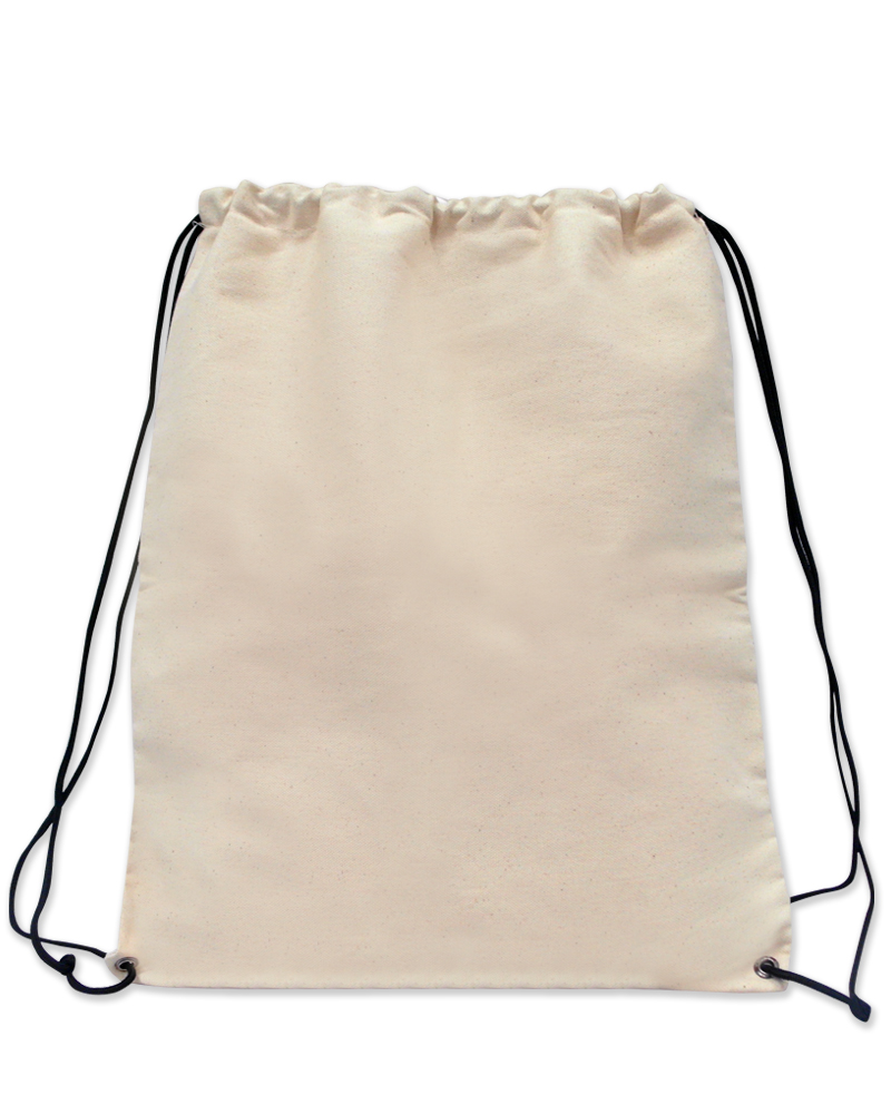 帆布 束口包 後背包