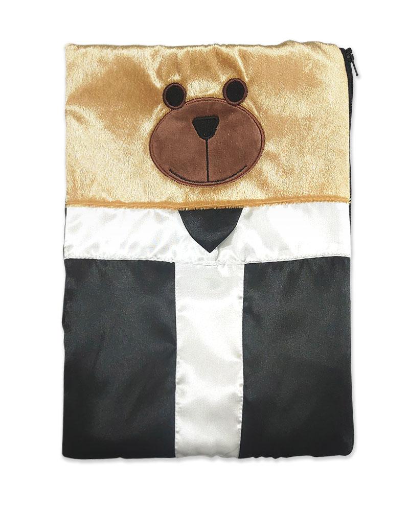律師熊 收納包 訂製