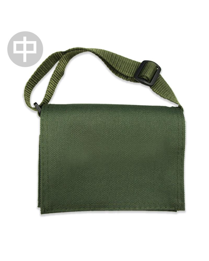 中書包斜背包訂製-綠