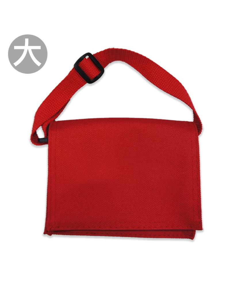 大書包斜背包訂製紅B