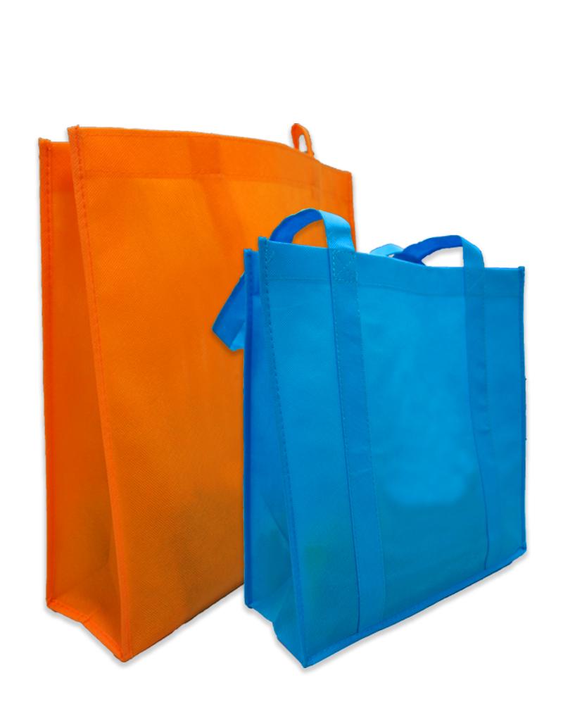 環保袋 不織布 立體