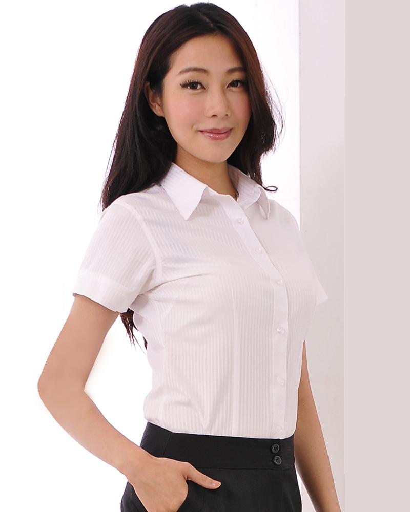 女襯衫 長袖襯衫 短
