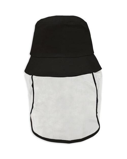 防護帽訂製款-黑色H