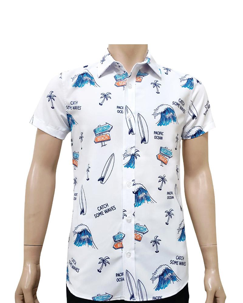 昇華襯衫訂製款-海濱